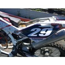 *Left Side Cover for Husqvarna TC250 TC 250 TE 2010 10