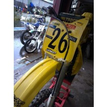 Front Brake Line Hose Pipe for Suzuki RM125 RM 125 1990 90