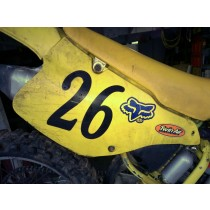 Right Side Cover for Suzuki RM125 RM 125 1990 90
