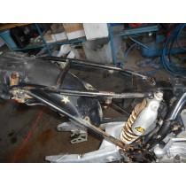 Subframe Sub frame For Yamaha YZ125 YZ 125 1998