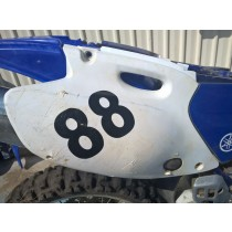 Right Side Cover for Yamaha YZ426F YZ YZF 426 2002