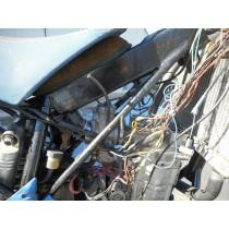 HUSABERG FE650 Frame CHASSIS FE650 FE400 FE501  01 - 03