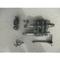 Yamaha YZF 450 YZ450 F Gearbox Gear Box 2003 03