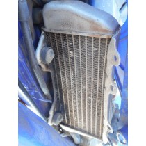YAMAHA YZ250F Radiator LEFT Rad YZ 250 2001 '01 01 - 02