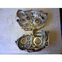 KTM 450EXC Engine Crank Cases Crankcases 450 EXC-F 2008 08