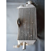 YAMAHA WR250F Right Side Radiator Cooling WRF WR 250 WR250F 2001 '01
