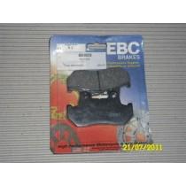 FA63 Suzuki GSX 400-750 EBC Brake Pads 1992 2003