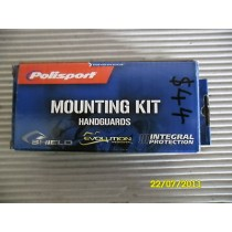 Polisport Mounting Kit Handguards Hand Guards Protaper