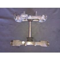 Triple Clamps Steering Stem Tree for Honda SL230 SL 230 X 2002 02