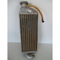 02 KTM 125SX Left Radiator Rad Cooling KTM 125 SX 2002 P/N 50335007100