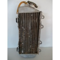 02 YAMAHA YZ85 Radiator Rad Cooling YZ 85 2002 P/N 5PA-12461-00