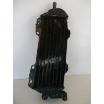 90 KAWASAKI KDX200 Left Radiator Rad Cooling KDX200 1990 P/N 39061-1127