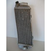 97 KTM 250SX Right Radiator Rad Cooling KTM 250 SX 1997 P/N 54635008600