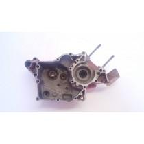 Honda CR80 CR 80 Left Crank Case and Crankshaft 1981 81