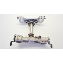 Yamaha TTR250 2006 Triple Clamps TTR 250 TT250R Top & Bottom Steering Crown 99-10