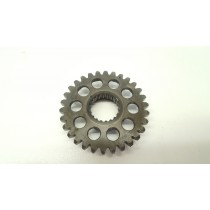 Yamaha YZ250F 2004 Crankshaft Counter Balance Shaft Drive Gear 03-14 WR YZ YZF 250 WR250F 5NL-11536-10