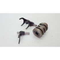 Shifter Drum + Forks KTM 85SX 2004 85 SX 03-17 Selector Mechanism