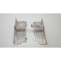 KTM 250EXC - 2000-02 DEVOL radiator guards set