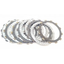 Clutch Discs & Plates for Honda CR250R 450 480 1981 1982 CR 250 22201-286-010 / 22321-KA4-700