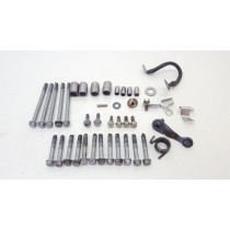 Engine Hardware Kit KTM RC390 RC 390 ABS 2015 Duke 13-17 Bolts Brackets Dowel Arm Spring