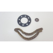 Chain & Sprocket Set RM85L RM 85 85L 2002-2018