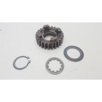 4th Gear Main Shaft Honda XR400R 1998 XR400 XR 400 96-04 Transmission