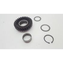 3rd Gear Counter Shaft Honda XR400R 1998 XR400 XR 400 96-04 Transmission