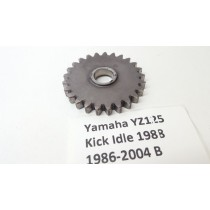 Kick Start Idle Gear Yamaha YZ 125 1986-2004