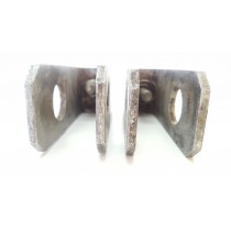 Yamaha WR400F 2000 Rear Axle Spindle Spacers Adjusters WR YZ 125 250 400 426 98-04 5ET-25381-00