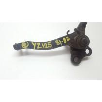 Rear Brake Pedal Assembly Footrest Bracket Yamaha YZ125 YZ 125 H 81-82