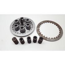 Clutch Pressure Plate  Kit Yamaha YZ250 83-93 IT YZ WR 250 490 500 K L N S T U W A D E Top Lid