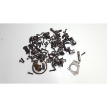Yamaha YZ250 Hardware Kit YZ 250 1980-1987 Nuts Bolts Springs Washer Clips Strap Plate #2