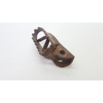Left Foot Peg Yamaha YZ125 1981 YZ 125 H 81 Footrest 1 Stand