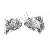 Pair of Engine Cases Yamaha YZ80D 1TO YZ 80 1977 No stopper Cam