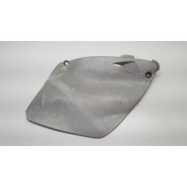 Right Side Cover Number Plate KTM SX EXC 125 200 250 300 380 400 520 SX 98-01 rear silver