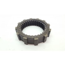 Clutch Friction Plates and Discs Yamaha YZ250 2000 WR YZ 250 91-17 2T Pack