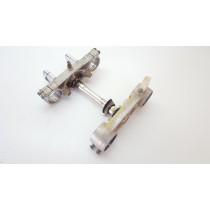 616 Triple Clamps Steering Stem Honda CRF450R CR250R 02-03