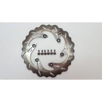 Rear Brake Disc RHK RM709RD #626 Yamaha WR250F 2002 WR YZ 125 250 400 426 02-07