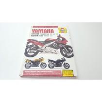 Haynes Service Repair Workshop Manual Yamaha YZR600 FZS600 Thundercat Fazer 96-01