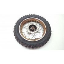 Front Wheel KTM 50 PRO SX MINI JUNIOR Drum Brake