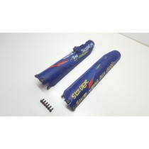 Front Fork Guards for a Husqvarna TE510 2005 Marzocchi Shiver 45mm