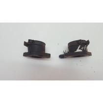 Carburetor Joint Yamaha TT600 1991 TT XT 600 89-02 Intake Manifold Inlet Boot Pair