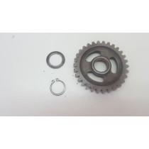 1st Gear Counter Shaft Yamaha TT600 1991 TT 600 89-01 Wheel