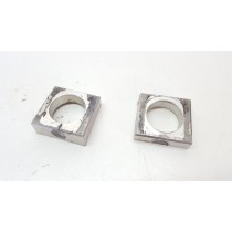 Chain Pullers Adjuster Blocks Yamaha YZ450F 2011 10-13