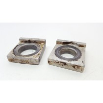 Chain Adjuster Blocks Husqvarna TC250 2004 TE TC SMR 250 450 510 03-11