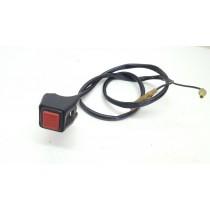 Kill Engine Stop Switch Yamaha YZ125 1996 YZ 125 250 89-03 #650 Damage