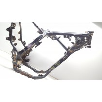 Frame Chassis Yamaha TTR250 Raid 1995 4GY Import #644
