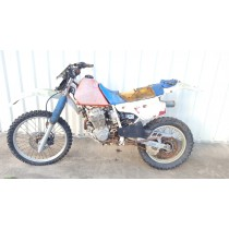 Honda XR250R XR 250 Project Bike Parts 1986 Wrecking Restore Vinduro