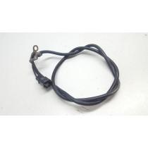 Battery Minus Negative Lead Wire Suzuki DRZ400E DRZ 400 2008 00-19 #678