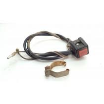 Kill Switch Engine Stop Button Yamaha YZ250 2001 YZ 85 125 250 TTR 426 WR 89-04 #683